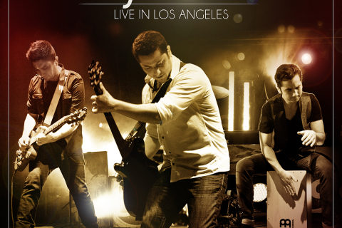 Boyce Avenue CD Cover LILA