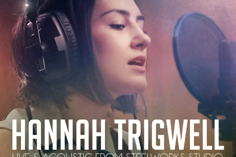 Hannah Trigwell CD Cover